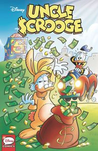 [Uncle Scrooge: Volume 12: Cursed Cell Phone (Product Image)]