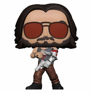 [Cyberpunk 2077: Pop! Vinyl Figure: Johnny Silverhand 2 (Product Image)]