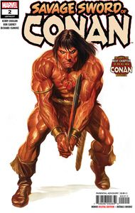 [Savage Sword Of Conan #2 (Product Image)]