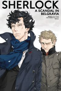 [Sherlock: Scandal In Belgravia #3 (Cover C Jay) (Product Image)]