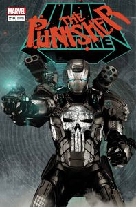 [Punisher #218 (Bradstreet Lenticular Homage Variant) (Legacy) (Product Image)]