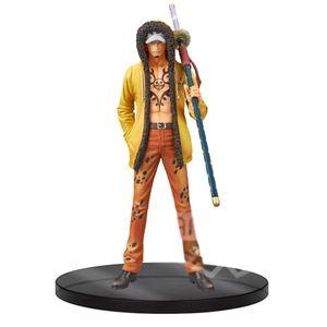 [One Piece: Stampede Movie: DXF The Grandline Men Statue: Volume 5: Trafalgar Law (Product Image)]