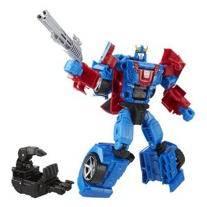 [Transformers: Generations Combiner Wars: Deluxe Action Figure: Wave 6: Smokescreen (Product Image)]