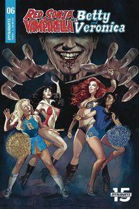 [Red Sonja & Vampirella Meet Betty & Veronica #6 (Cover A Dalton) (Product Image)]