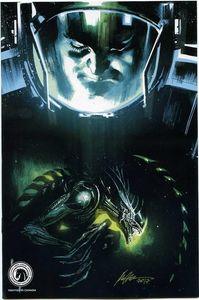 [Aliens: Dead Orbit #1 (Rafael Albuerque Convention Variant) (Product Image)]