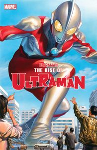 [Rise Of Ultraman #1 (Product Image)]