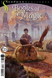 [Books Of Magic #23 (Product Image)]