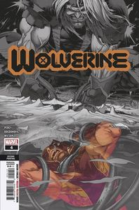 [Wolverine #4 (2nd Printing Variant) (Product Image)]