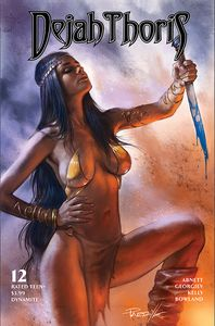 [Dejah Thoris: 2019 #12 (Cover A Parrillo) (Product Image)]