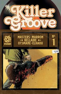 [Killer Groove #1 (Cover A Marron) (Product Image)]