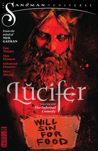 [Lucifer: Volume 1: The Infernal Comedy (Product Image)]