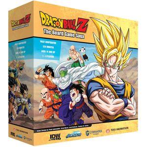 [Dragon Ball Z: The Board Game Saga (Product Image)]