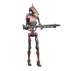 [Star Wars: Battlefront II: Vintage Collection Gaming Greats Action Figure: Heavy Battle Droid (Product Image)]