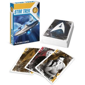 [Star Trek: Playing Cards (Forbidden Planet Exclusive) (Product Image)]