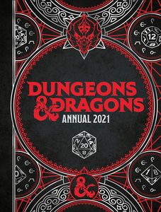[Dungeons & Dragons Annual: 2021 (Hardcover) (Product Image)]