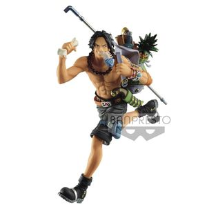 [One Piece: Three Brothers Statue: Portgas D. Ace (Product Image)]