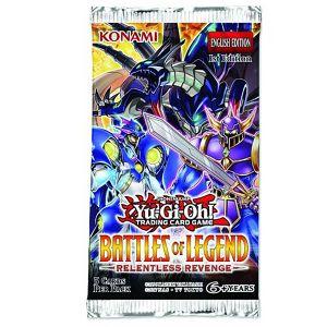 [Yu-Gi-Oh!: Battles of Legend: Relentless Revenge Booster Pack (Product Image)]