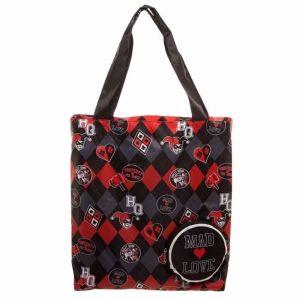 [DC: Harley Quinn: Tote Bag (Product Image)]