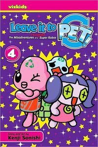 [Leave It To Pet!: Volume 4 (Product Image)]