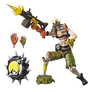 [Overwatch: Ultimates Action Figure: Junkrat (Product Image)]