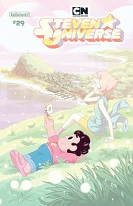 [Steven Universe: Ongoing #29 (Main Pena Cover) (Product Image)]