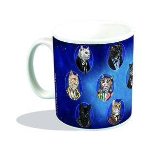 [Doctor Who: Mug: Cat Doctors (Product Image)]