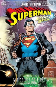 [Superman: Secret Origin (Deluxe Edition Hardcover) (Product Image)]