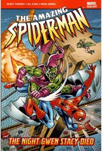 [Amazing Spider-Man: The Night Gwen Stacy Died (Pocket Book) (Product Image)]