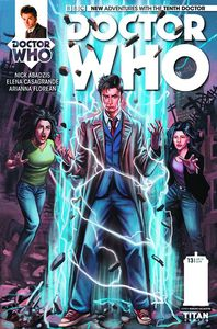 [Doctor Who: 10th #13 (Product Image)]