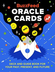 [BuzzFeed Oracle Cards: Deck & Guide Book For Your Past, Present & Future (Product Image)]