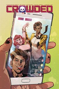[Crowded #4 (Cover B Roe) (Product Image)]