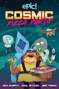 [Cosmic Pizza Party (Product Image)]