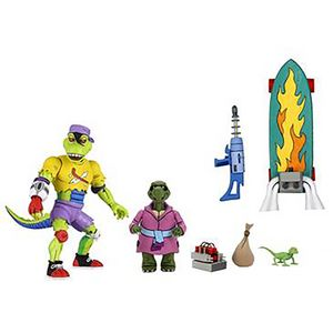 [Teenage Mutant Ninja Turtles: Ultimates Action Figure: Cartoon Mondo Gecko (Product Image)]