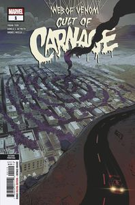 [Web Of Venom: Cult Of Carnage #1 (2nd Printing Beyruth Varaint) (Product Image)]