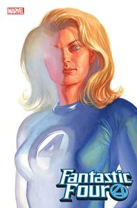 [Fantastic Four #24 (Alex Ross Invisible Woman Timeless Variant EM) (Product Image)]