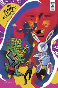 [Electric Sublime #4 (Subscription Variant) (Product Image)]