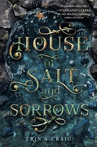 [House Of Salt & Sorrows (Product Image)]