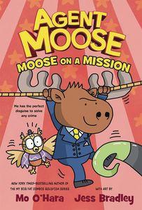 [Agent Moose: Volume 2: Moose On Mission (Product Image)]