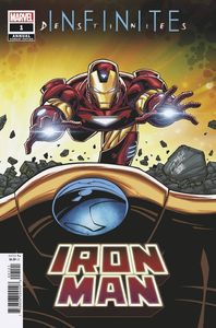 [Iron Man: Annual #1 (Ron Lim Connecting Variant) (Product Image)]
