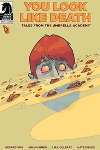 [You Look Like Death: Tales Umbrella Academy #3 (Cover A) (Product Image)]