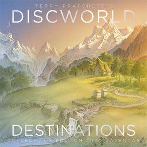 [Discworld Calendar 2020: Discworld Destinations (Product Image)]