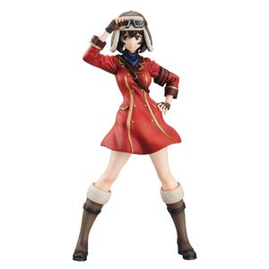 [The Kotobuki Squadron In The Wilderness Gals: PVC Statue: Kirie (Product Image)]