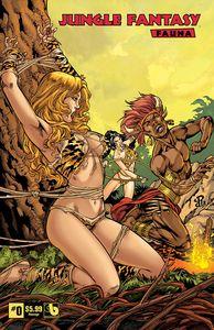 [Jungle Fantasy: Fauna # (Homage Variant) (Product Image)]