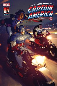 [United States: Captain America #2 (Product Image)]