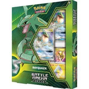 [Pokémon: Trading Card Game: Battle Arena Decks: Rayquaza-Gx VS Ultra Necrozma-G (Product Image)]