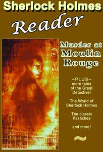 [Sherlock Holmes Reader: Volume 1: Murder At The Moulin Rouge (Product Image)]