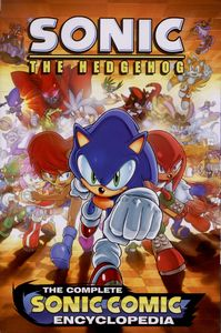 [Sonic The Hedgehog: The Complete Comic Encyclopedia (Product Image)]