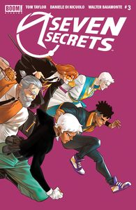 [Seven Secrets #3 (3rd Printing) (Product Image)]