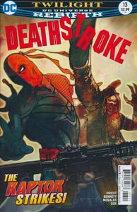 [Deathstroke #13 (Product Image)]