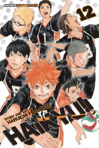 [Haikyu!!: Volume 12 (Product Image)]